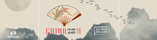 banner roteiro viajando arte china 2019