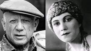 Picasso e Olga